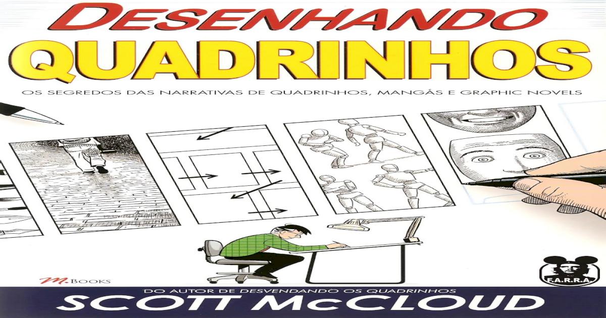 Desenhando Quadrinhos Scott Mccloud Pdf