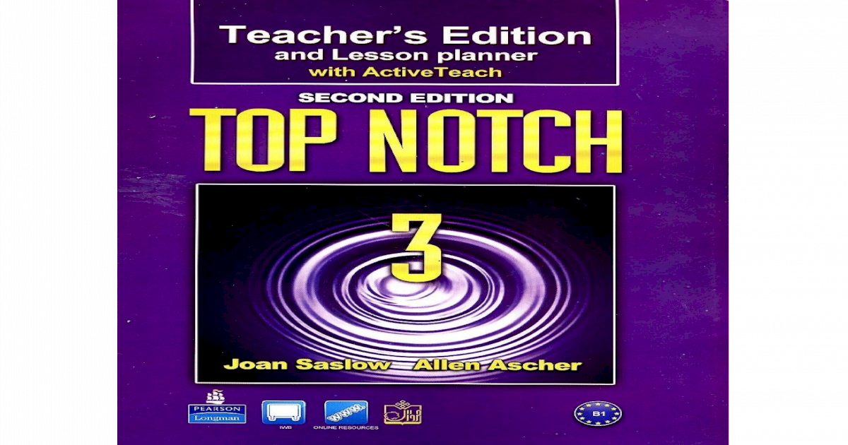 Top Notch 2 Teachers Book Pdf