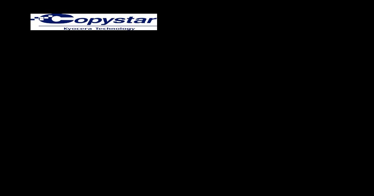 Kyocera TASKalfa 3500i MFP NDPS Drivers (2019)