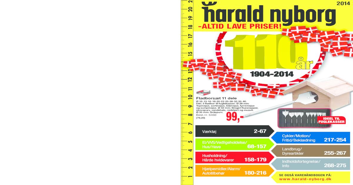 Efterstræbte Harald 2014 AI-24