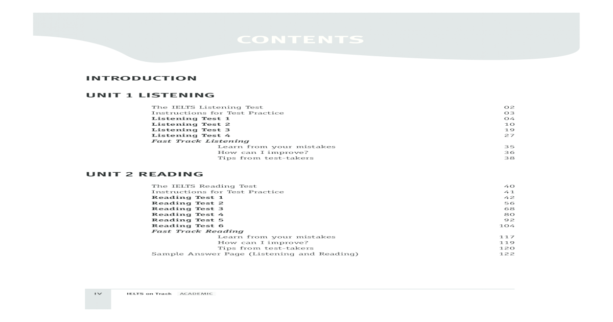 Ielts Academic Download Sample