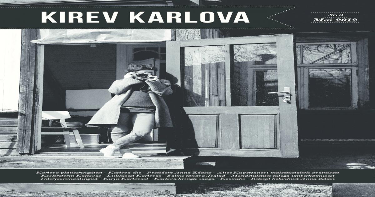 3b6adbbde0b Kirev Karlova 2012