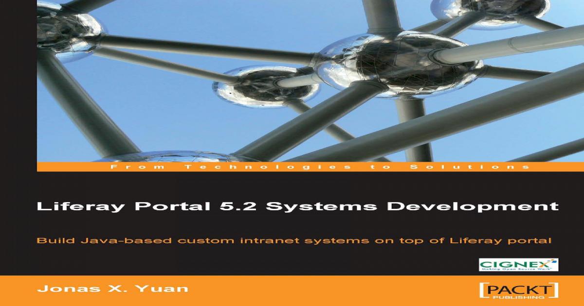 Development 5.2 epub download systems liferay portal