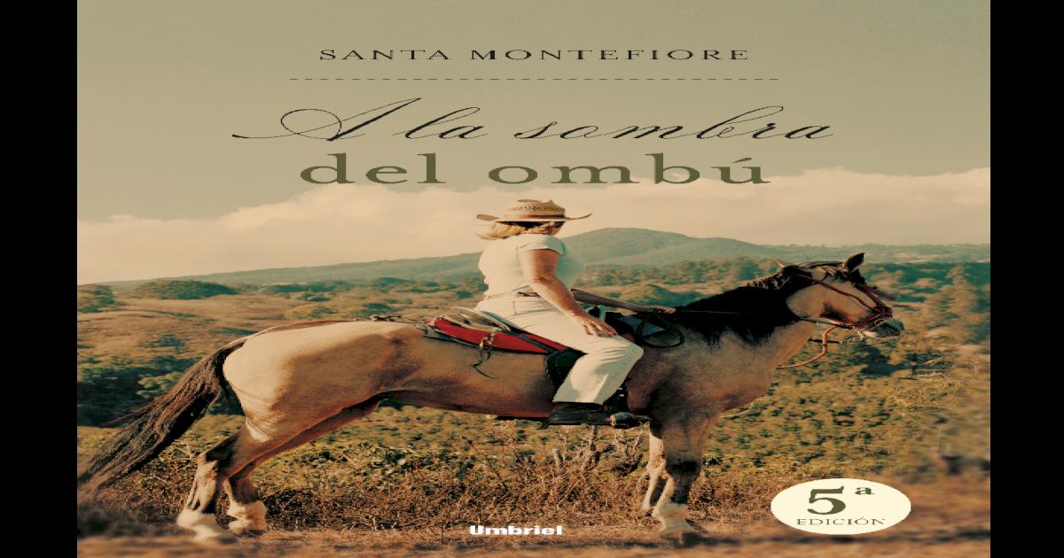 A la sombra del omb (Santa Montefiore) 8d032768746