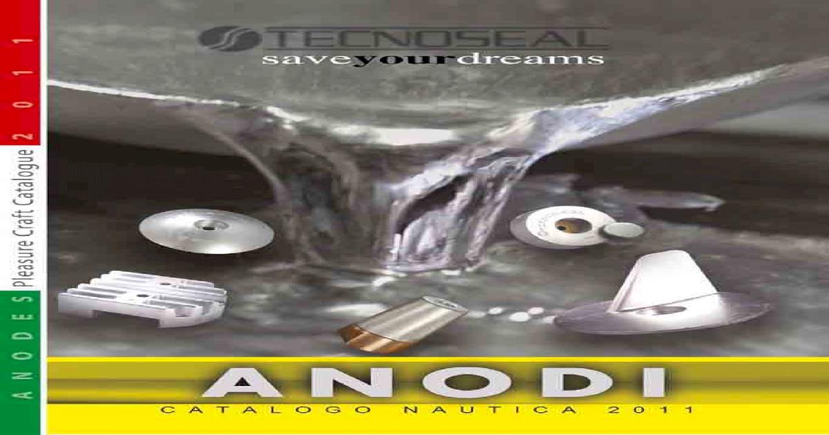 Schema Elettrico Evinrude 521 : Tecnoseal anodos de zinco