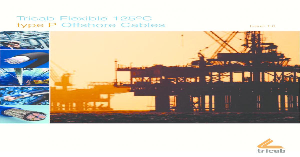 Resultado de imagen para tricab marine cable