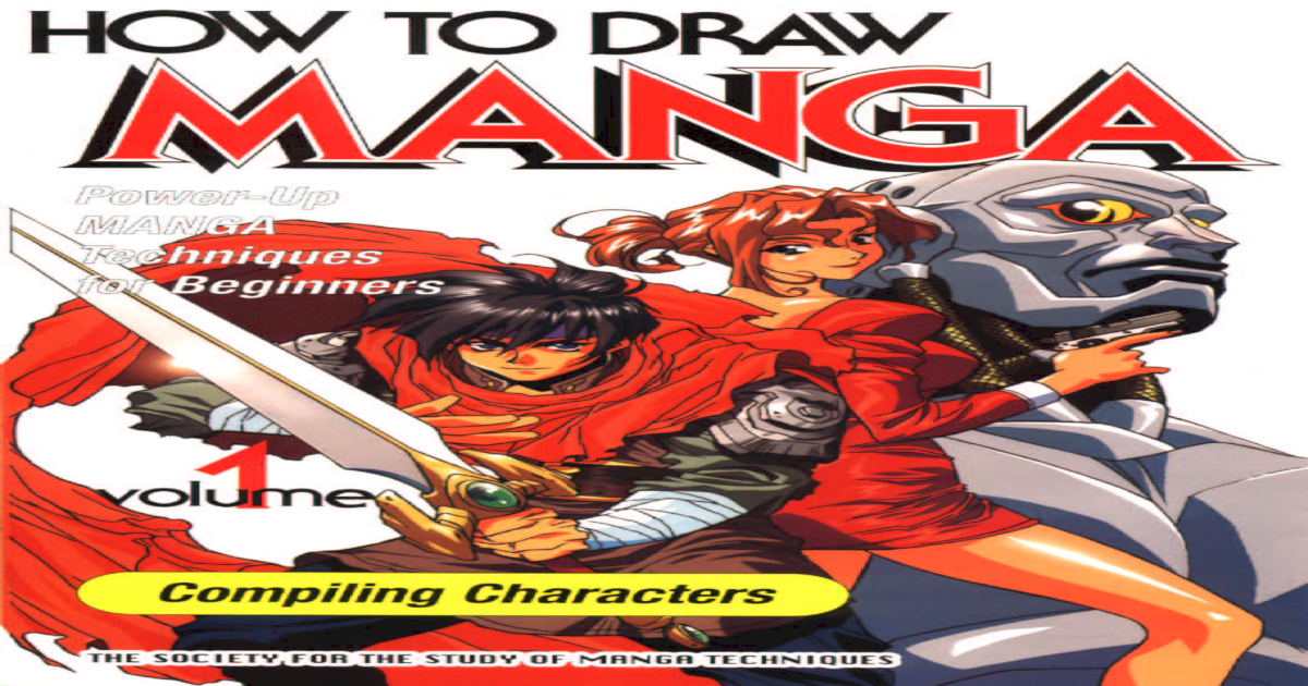 1 How to Draw Manga Vol.1 (Compiling Characters).pdf